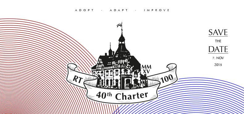 RT 100 Charter Feier